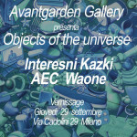 Interesni Kazki AEC / Waone: Objects of the universe
