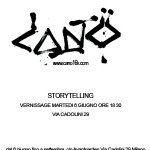 Cano: Storytelling (Muretto stories)